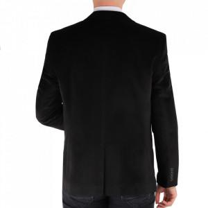 Sacou SC-14 Black - Ideal pentru o ținută casual de zi care poate fii purtat atât cu cămașă cât și cu helancă Compoziție: 85% bumbac, 15% polyester - Deppo.ro