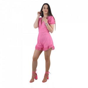 Salopetă cod 120 Pink