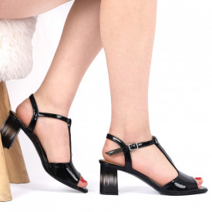 Sandale din piele naturală cod 1221 LN