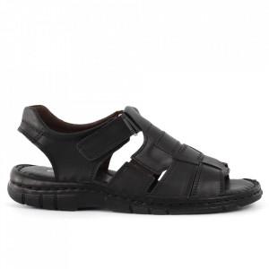 Sandale pentru bărbaţi cod 021 Black
