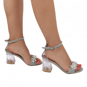 Sandale pentru dame cod 2107 Green