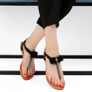 Sandale pentru dame cod AK8807 Black