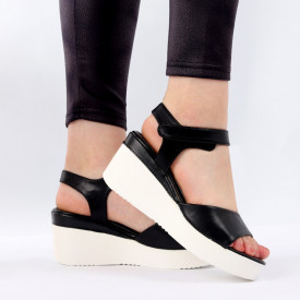 Sandale pentru dame cod EK0070 Black