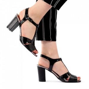 Sandale pentru dame cod J20 Black