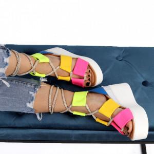 Sandale pentru dame cod JM367 Color