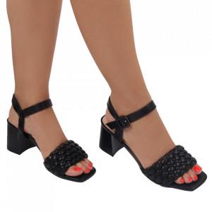 Sandale pentru dame cod M-34 Black