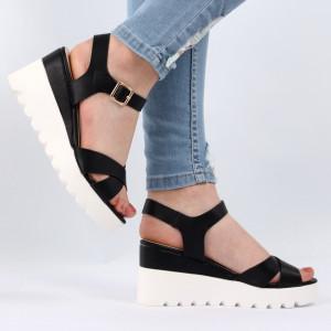 Sandale pentru dame cod YH-15 Black
