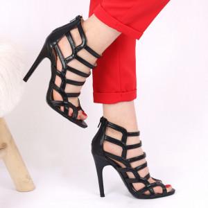 Sandale pentru dame cod YK0121 Black