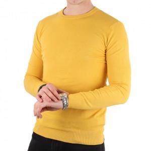 Bluză PFNK-0123 Galben