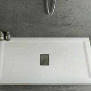Cădiță de duș RELAX ALB