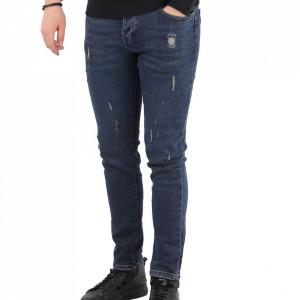 Pantaloni de blugi pentru bărbați cod BLG1-002