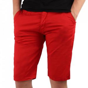 Pantaloni scurți pentru bărbați cod KS22-145 Red