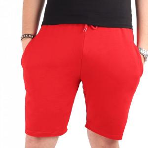 Pantaloni scurți pentru bărbați cod MP1317 Red