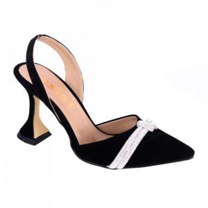 Pantofi cod SFR-042 Black