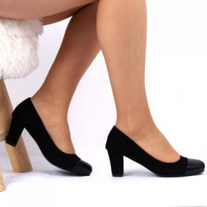Pantofi cu toc Cod 8996