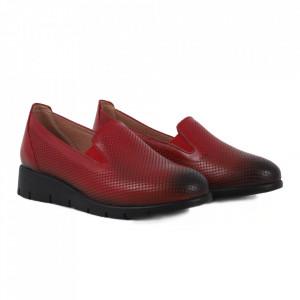 Pantofi din piele naturală cod 115924 RPR