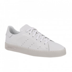 Pantofi din piele naturală pentru bărbați cod 550 White