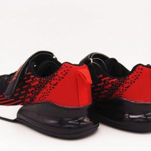 Pantofi Nemo Fashion Black - Pantofi sport din material textil cu talpă din spumă și închidere cu șiret și scai - Deppo.ro