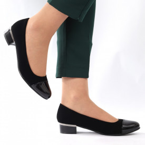 Pantofi pentru dame cod 82675 Black