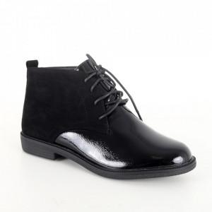 Pantofi pentru dame cod A-25 Black