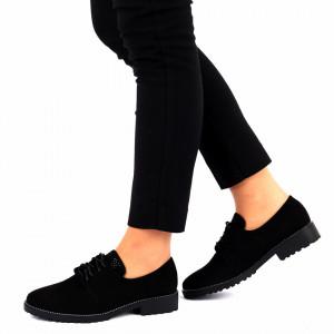 Pantofi pentru dame cod F17 Negri