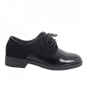 Pantofi pentru dame cod H-25 Black
