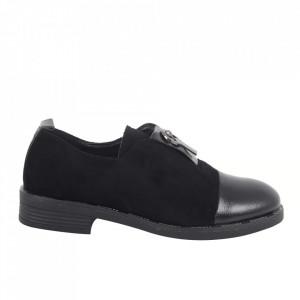Pantofi pentru dame cod H-29 Black