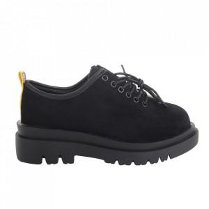 Pantofi pentru dame cod KR-019 Black