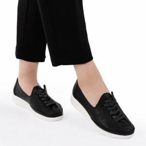 Pantofi pentru dame cod X29 Negri