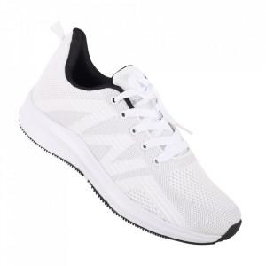 Pantofi sport pentru bărbați cod AL09-3 All White
