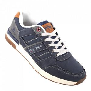 Pantofi sport pentru bărbați cod ARD1017-2 Blue