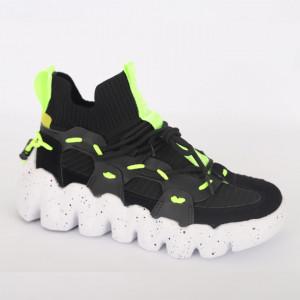 Pantofi Sport pentru barbati cod H26 Black