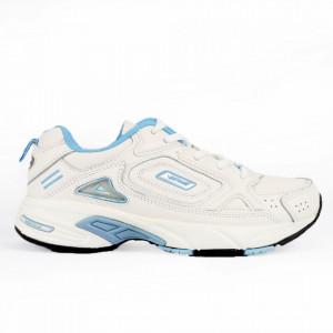 Pantofi Sport pentru dame cod 5062 White