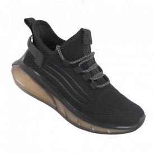Pantofi sport pentru dame cod A02-1 Black