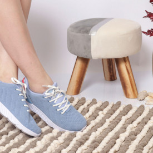 Pantofi Sport pentru dame Cod B09042 Blue