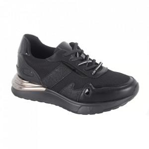 Pantofi sport pentru dame cod C41 Black