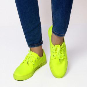 Pantofi Sport pentru dame Cod TN 2207 Yellow