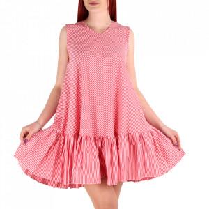 Rochie de vară cod DD9 Red