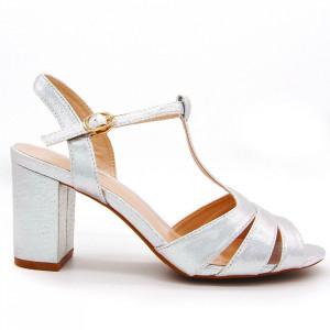 Sandale Argintii Cod L218