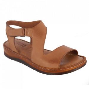 Sandale din piele naturală cod 17 Taba