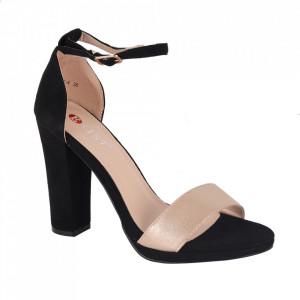 Sandale pentru dame cod 2851-4 Gold