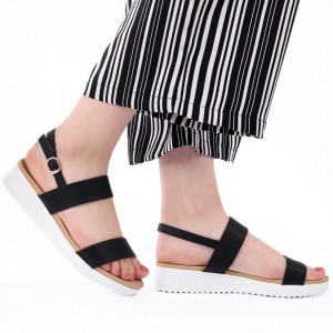 Sandale pentru dame cod 63135 Black