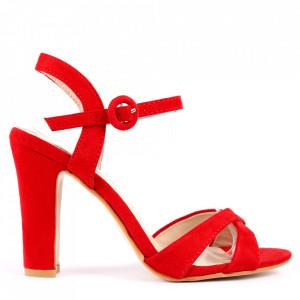 Sandale pentru dame cod HX503 Red