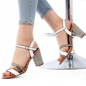 Sandale pentru dame cod J49 Grey