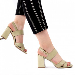 Sandale pentru dame cod J55 Green