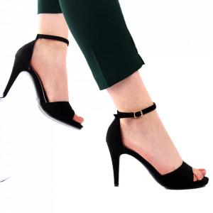 Sandale pentru dame cod L17 Black
