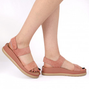 Sandale pentru dame cod LTS0259 Pink