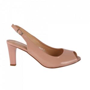 Sandale pentru dame cod OD0225 Nude