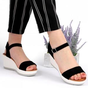Sandale pentru dame cod SH986 Black