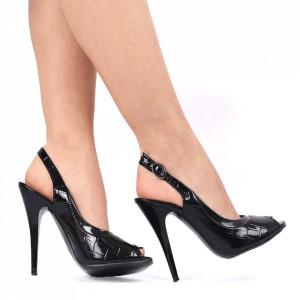 Sandale pentru dame cod VN5129-4 BLACK